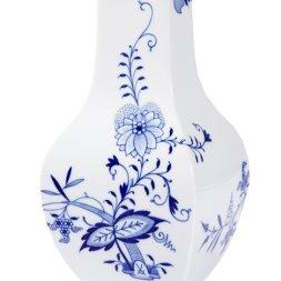 Vase, Blue onion